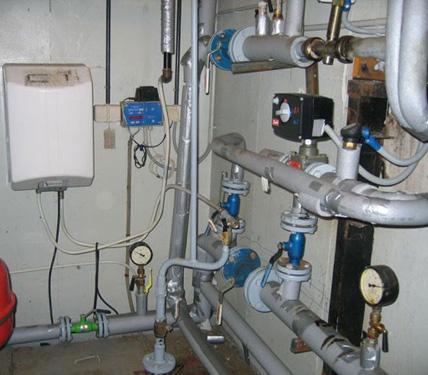 Монтаж водопроводной системы